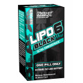Nutrex Lipo-6 Black Hers Ultra Con 60 капсул