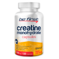 Be First Creatine Monohydrate Capsules 120 капсул
