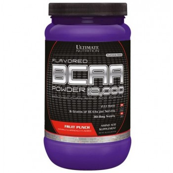 Ultimate Nutrition BCAA 12000 450 гр