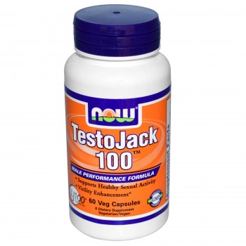 NOW TestoJack 100 60 капсул