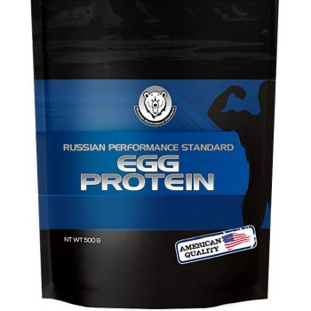 RPS Nutrition Egg Protein 500 гр