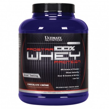 Ultimate Nutrition Prostar 100% Whey Protein 2270 гр