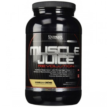 Ultimate Nutrition Muscle Juice Revolution 2200 гр