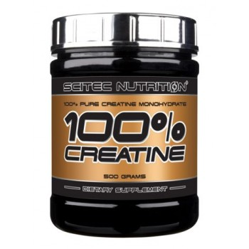Scitec Nutrition Creatine 100% Pure 500 гр