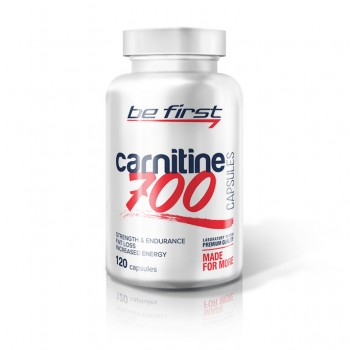 Be First L-carnitine capsules 120 капсул
