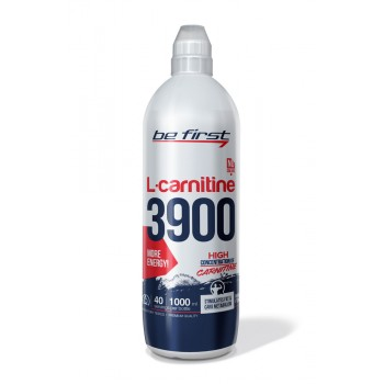 Be First L-carnitine 3900 1000 мл малина