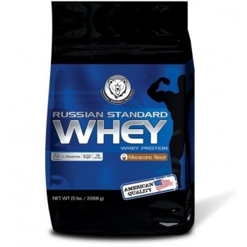 RPS Nutrition Whey Protein 2270 гр