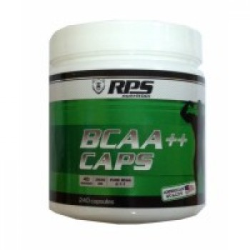 RPS Nutrition BCAA 240 капсул